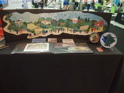 table top display