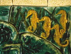 Seahorse Panel
